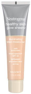 Neutrogena Healthy Skin Glow Sheers Illuminating Tinted Moisturizer with Sunscreen SPF 30