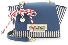 Zac Posen Women's Stripe Mini Crossbody Bag