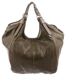 Givenchy Leather Sacca Hobo