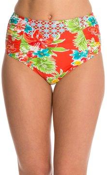 Bikini Lab Hot & Cold High Waist Bikini Bottom 8125398