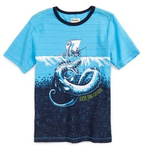 Hatley Boy's Viking Fishing T-Shirt