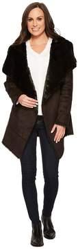 Ariat Sia Fur Coat Women's Coat
