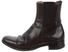 Christian Louboutin Antonio Leather Chelsea Boots