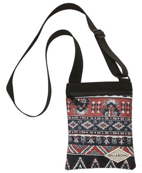 Billabong Good Vibes Crossbody Bag - Black