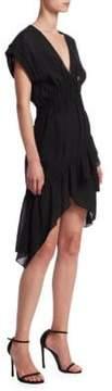 IRO Foroura V-Neck Dress