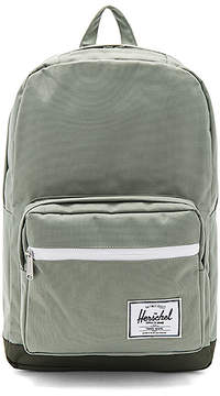 Herschel Supply Co. Pop Quiz Backpack in Sage.