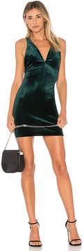 Amanda Uprichard Velvet Portsmouth Dress