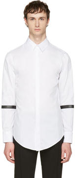 Pyer Moss White Barrett Shirt