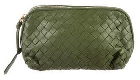 Bottega Veneta Intrecciato Cosmetic Bag