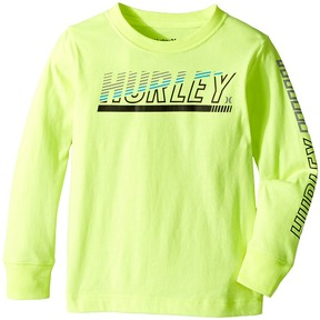 Hurley Launch Tee Boy's T Shirt
