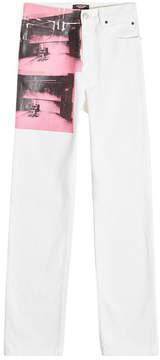 Calvin Klein x Andy Warhol Printed Jeans