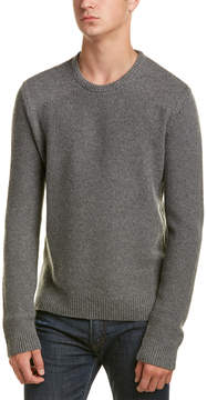 Joe's Jeans Military Wool & Cashmere-Blend Sweater