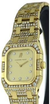 Audemars Piguet Classique 18K Yellow Gold 24mm x 32mm Womens Watch