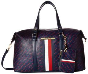 Tommy Hilfiger Dacia Convertible Satchel Satchel Handbags
