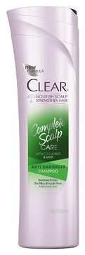 Clear Complete Scalp Care Anti-Dandruff Shampoo - 12.9oz