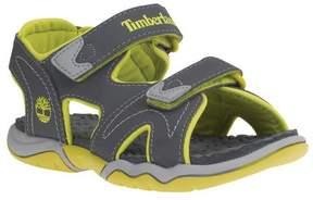 Timberland Unisex Children's Adventure Seeker 2-Strap Sandal Junior