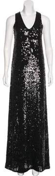 Calypso Embellished Evening Dress w/ Tags