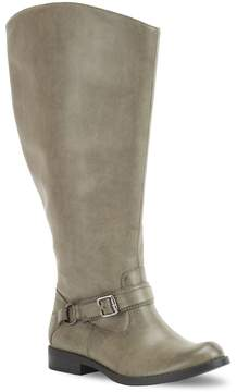 Easy Street Shoes Quinn Women's Extra-Wide-Calf Riding Boots