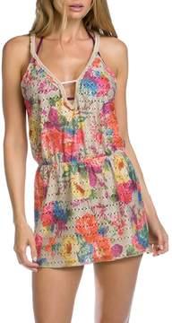 Becca Crochet Tank Dress