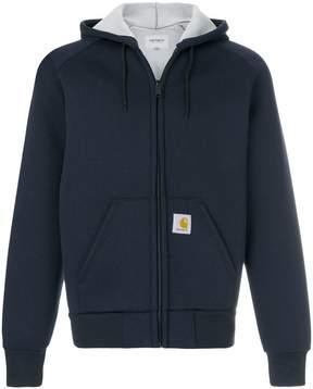 Carhartt zipped hooded jacket