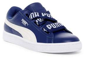 Puma Basket Heart Leather Sneaker