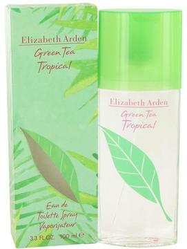 Green Tea Tropical by Elizabeth Arden Eau De Toilette Spray for Women (3.3 oz)