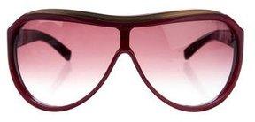 Stella McCartney Tinted Shield Sunglasses