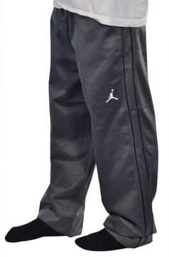 Nike Jordan Jumpman Track Pants (M (10-12), Grey/Black)