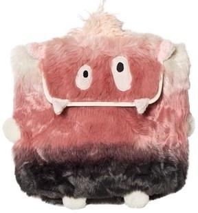 Barts Pink Fluffy Dingo Backpack