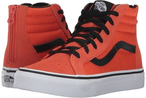 Vans Kids Sk8-Hi Zip Boys Shoes