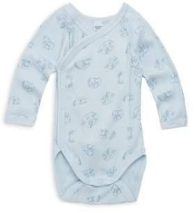 Petit Bateau Baby's Cotton Bodysuit
