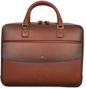Montblanc Meisterstuck Selection Sfumato Document Case - Brown