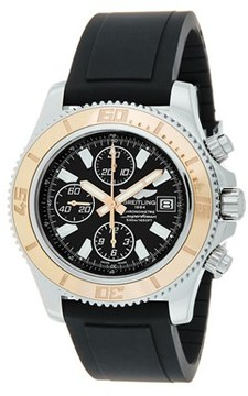 Breitling Men's Super Ocean Watch.