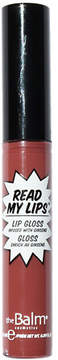 TheBalm Read My Lips Lip Gloss GRRR!