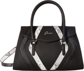 GUESS Alton Flap Satchel