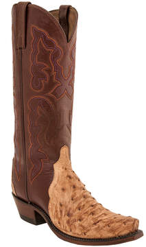 Lucchese Women's Leather Western Boot