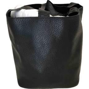 Comme des Garcons Leather tote