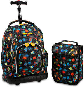 J World Lollipop Wheeled Backpack