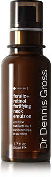 Dr. Dennis Gross Skincare - Ferulic Retinol Fortifying Neck Emulsion, 50ml - Colorless