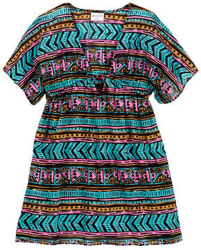 Milly Minis Print Cover-Up (Toddler & Little Girls)