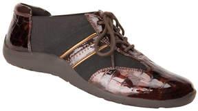 Ros Hommerson Brown Nancy Leather Sneaker - Women