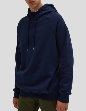 Martine Rose Classic Hoodie in Navy