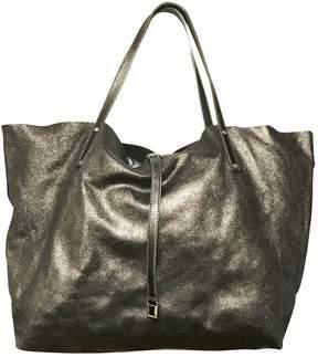 Tiffany & Co. Gold Leather Handbag