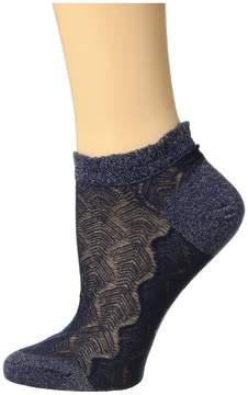 Falke Fishbone Sneaker Sock Women's Crew Cut Socks Shoes