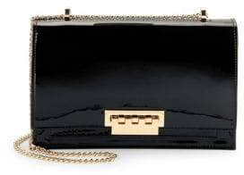 Zac Posen Patent Leather Shoulder Bag