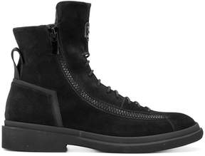 Bruno Bordese lace-up ankle boots