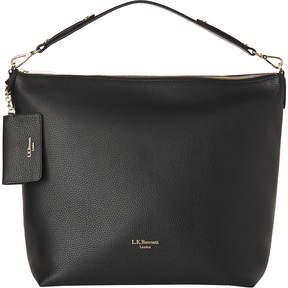 Lk Bennett Margot leather hobo bag