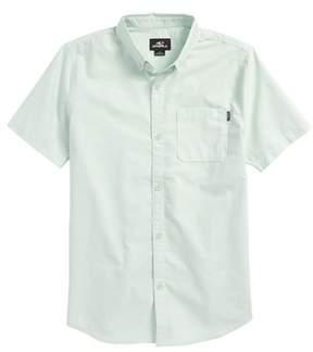 O'Neill Bank Woven Shirt