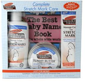 Palmers Cocoa Butter Formula Complete Stretch Mark Care Set