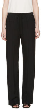 Chloé Black Drawstring Lounge Pants